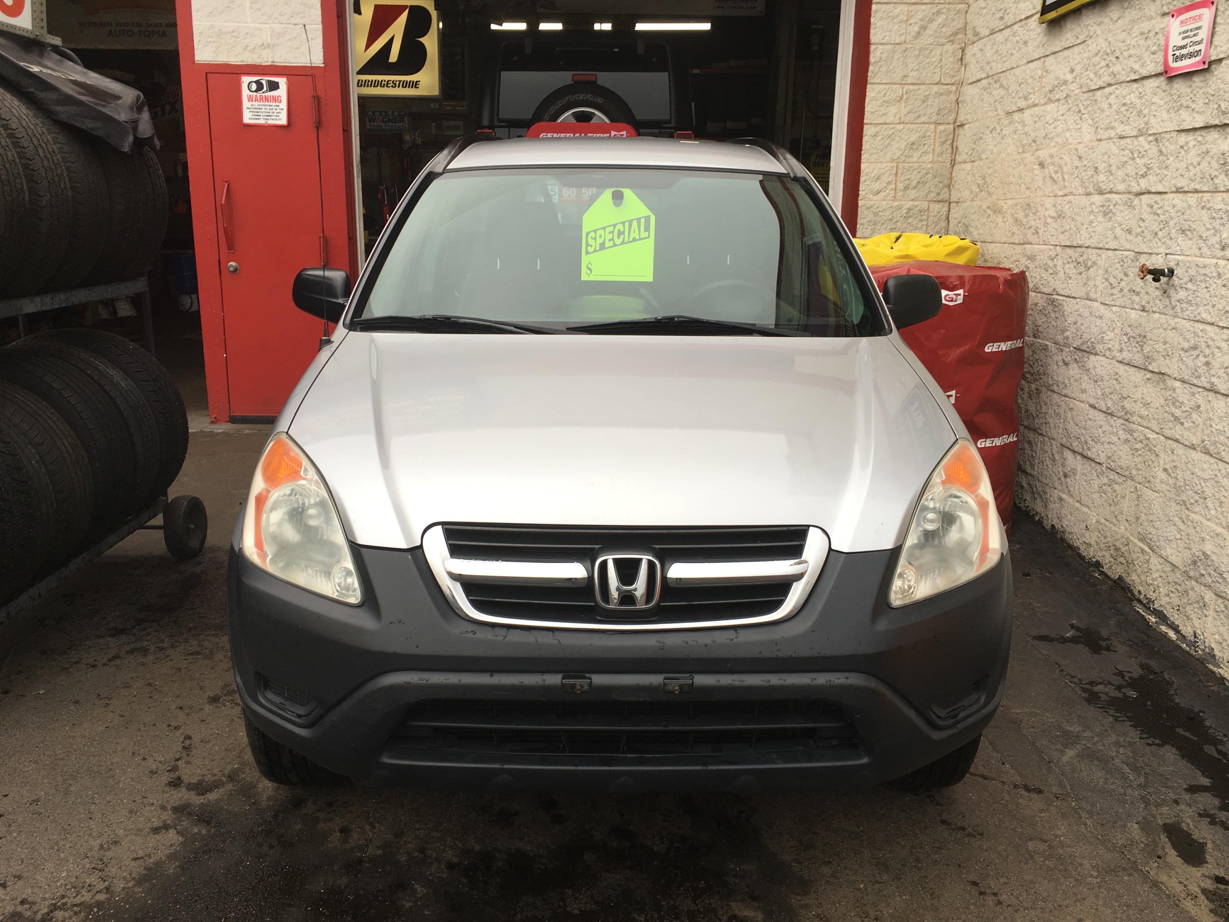 2004 Honda CRV LX