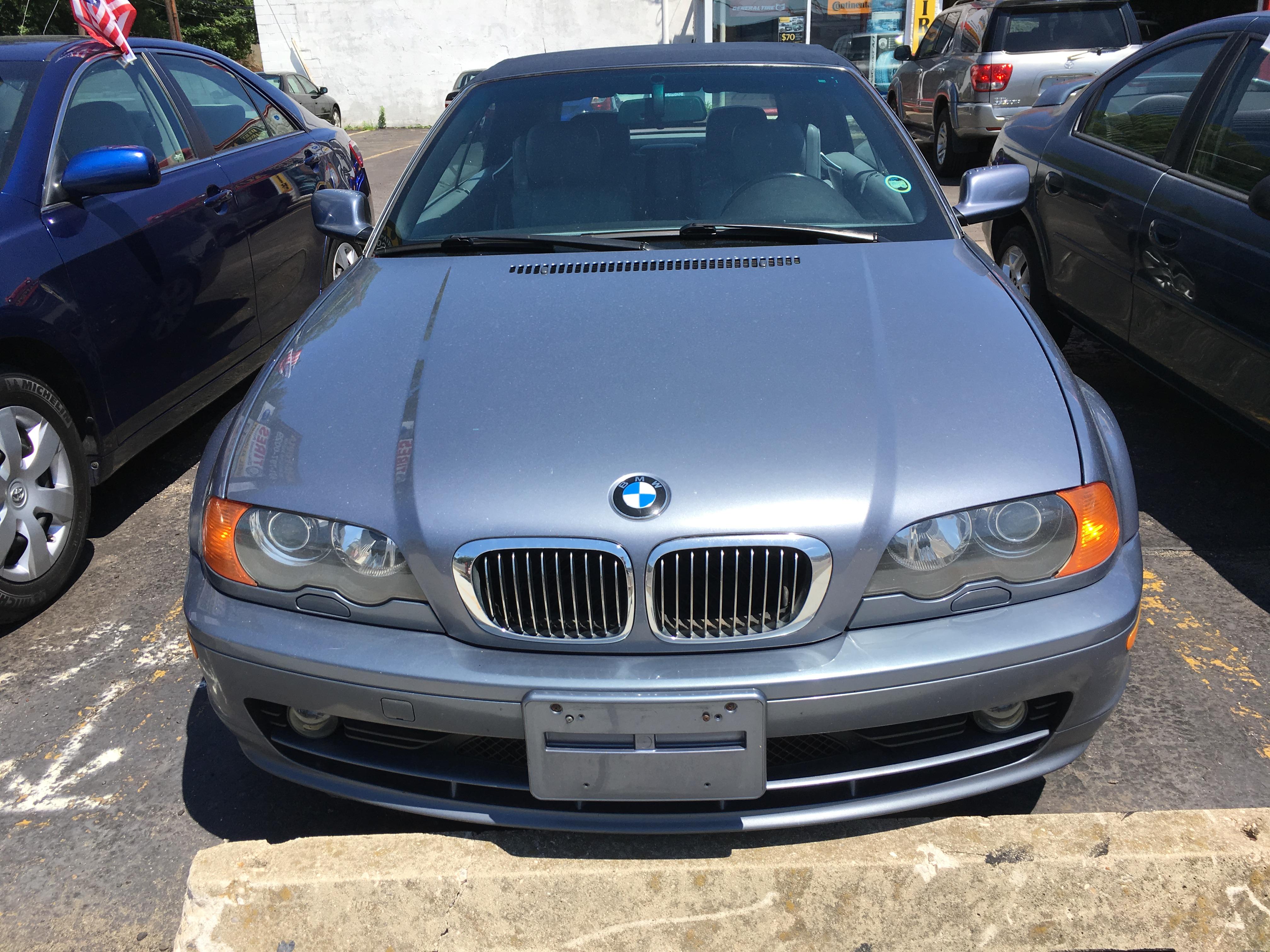 2001 BMW 325Cl